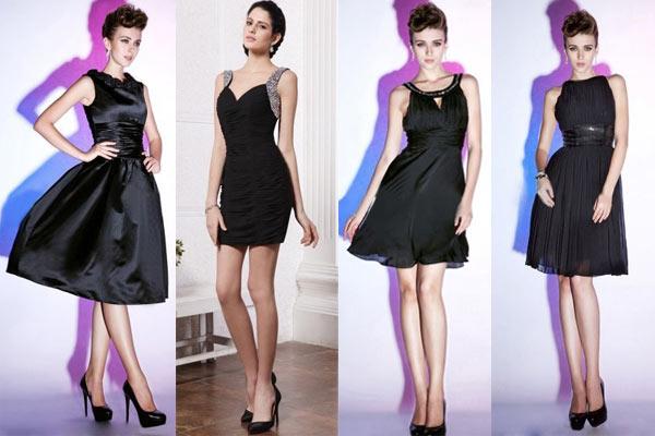 Petites robes noires pour cocktail