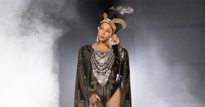 Beyonce à Coachella